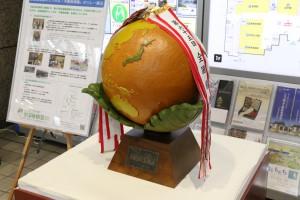 木製地球儀のリレーで注目の全国植樹祭って何?