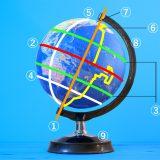 地球儀の基礎知識