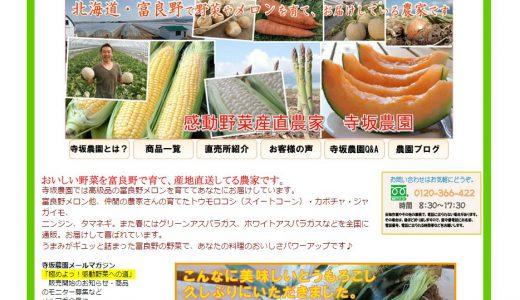 年商1億円!メロン農家寺坂農園のマーケティング戦略を分析