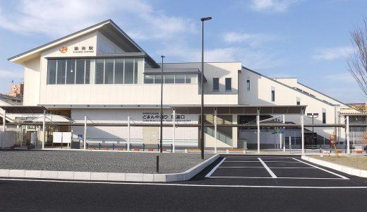 袋井駅周辺の空き店舗問題に補助金150万円
