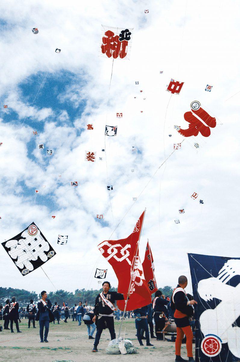 浜松まつり凧揚げ合戦