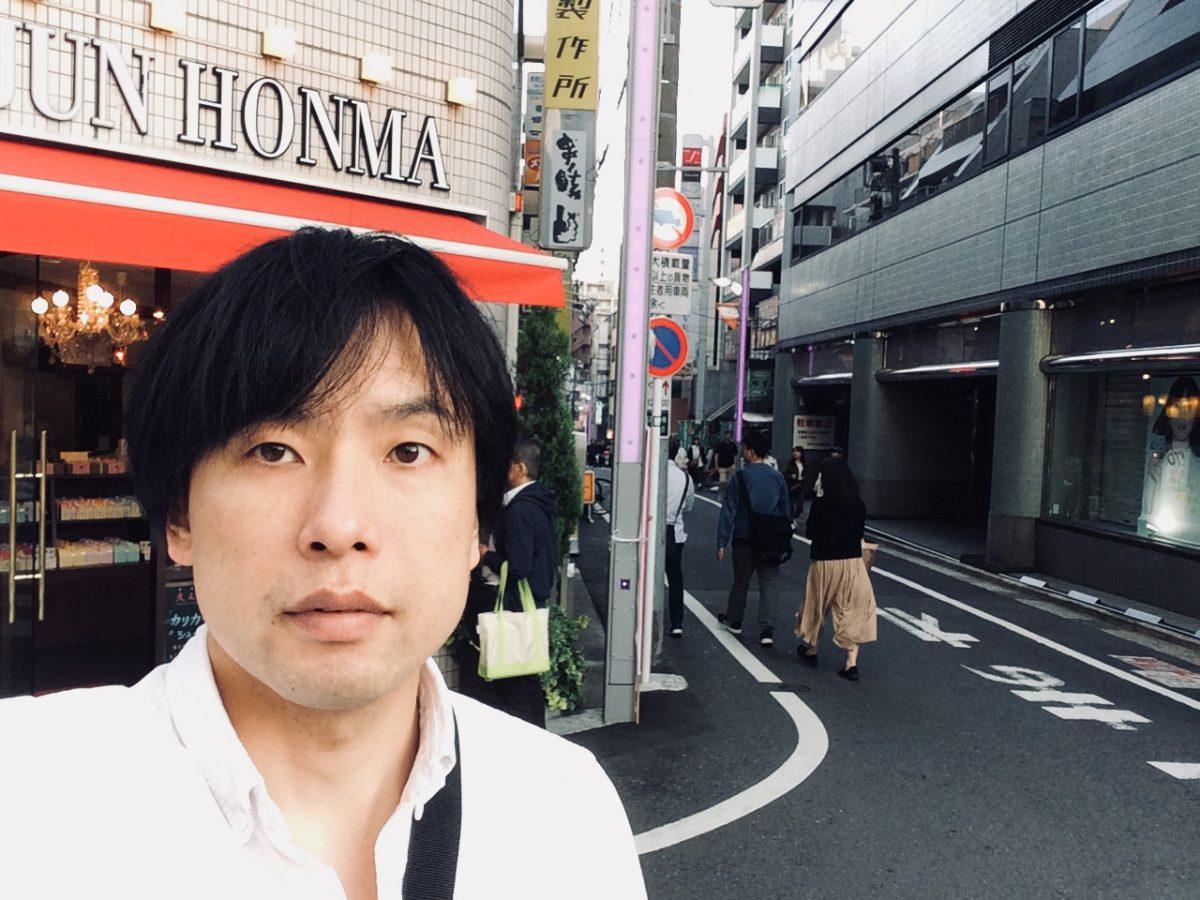 高円寺の駅前に来ました